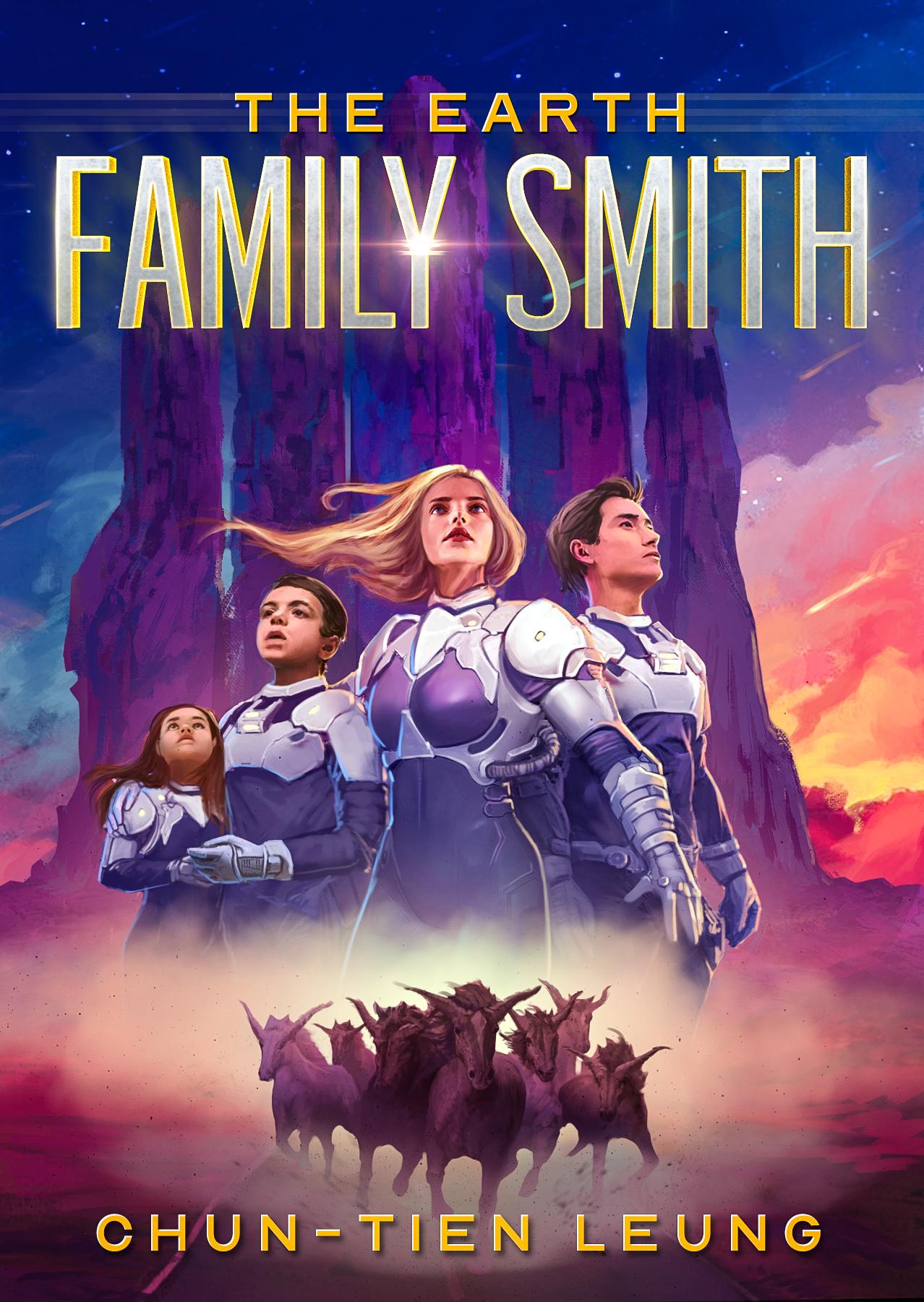 The Earth Family Smith
